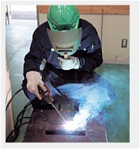 【溶接経験者求む!】機械部品を半自動溶接機で溶接する作業【北広島市】